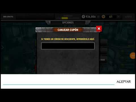 Dead Trigger 2 Y El Codigo Secreto Youtube