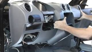 Tutorial de Desmontaje de Panel o Torpedo VW Gol Power