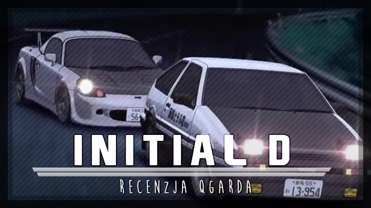 Download Initial D | Recenzja anime