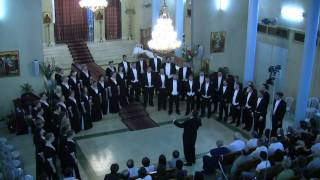 hope, faith, life, love (from Three Songs of Faith) - University of Utah Singers