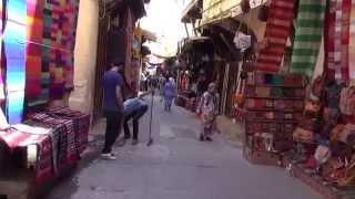 【迷宮都市】モロッコ フェズ Morocco Fez
