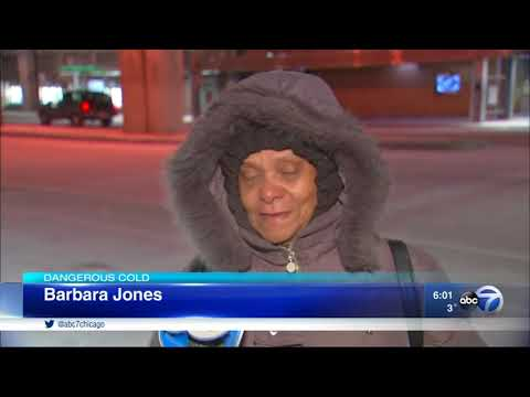 Chicago Weather: Bitter Cold, Wind Chills Linger Tuesday