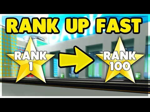 *NEW* How To RANK UP Fast In Mad City (RANK 100) Tutorial | Roblox: Mad City