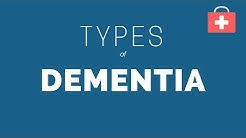 Types of Dementia - An Overview for Med Students