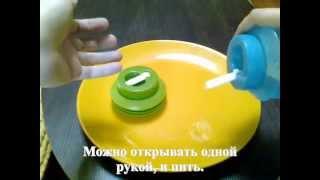 Спортивная складная бутылка для воды - GoodGadget.ru(, 2013-10-22T12:26:54.000Z)
