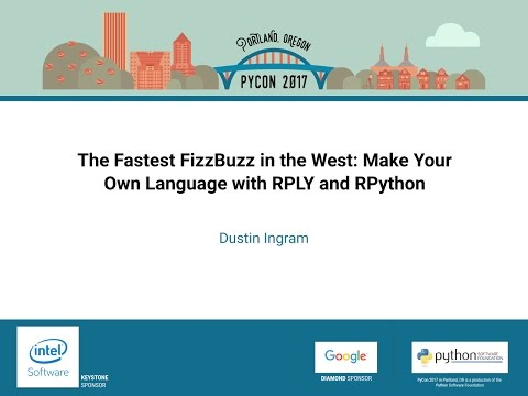 Image from The Fastest FizzBuzz in the West: Make Your Own Language with RPLY and RPython
