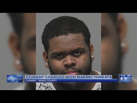 Parents, students react after Garner teen arrested over violent Snapchat threats