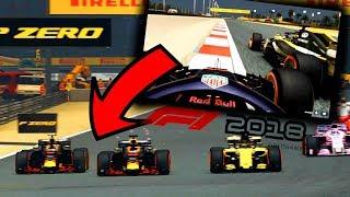 SENZA MOTORE MA CON LA FORZA - F1 2018 Carriera Red Bull