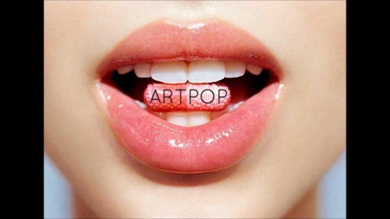 Lady Gaga - ARTPOP (Weather Man)