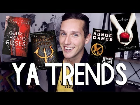 YA BOOK TRENDS I LOVE & HATE!