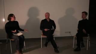 "FASE 6 ""Aurality and Environment"": dialog with Salome Voegelin, Brandon LaBelle and Alex Arteaga"