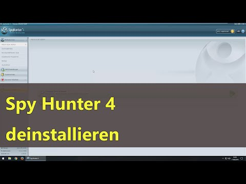 Spy Hunter 4 Deinstallieren