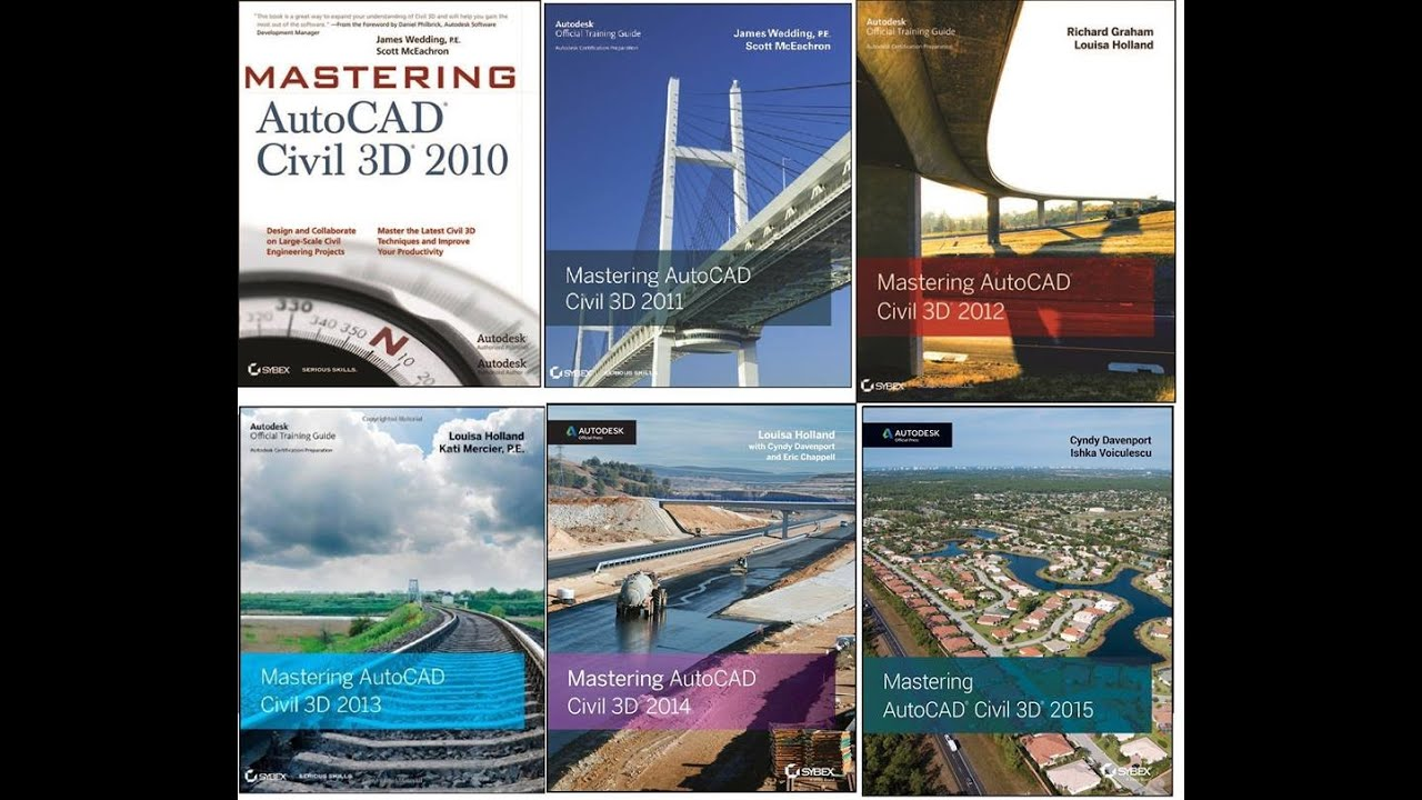 Mastering AutoCAD Civil 3D 2016 Autodesk Official Press