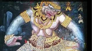 Kata Chants for Praying to Hanuman