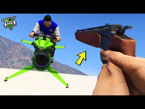 GTA 5 ONLINE 🐷 OPPRESSOR MK2 VS SHOTGUN  !!! 🐷 LTS 🐷N*281🐷 GTA 5 ITA 🐷 DAJE !!!!!!!