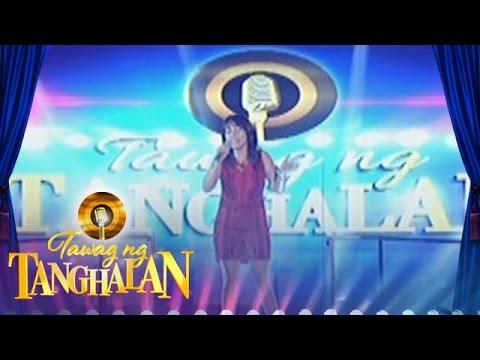 Tawag ng Tanghalan: Joy Amamio defends her title!