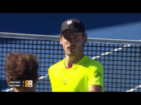 Middelkoop/Koolhof v Murray/Soares Match Highlights (Final) | Apia International Sydney 2017