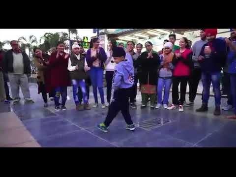 Gaal Ni Kadni | Parmish Verma | Bhangra Dance By 8 Year Old Boy| Latest Punjabi Song 2018