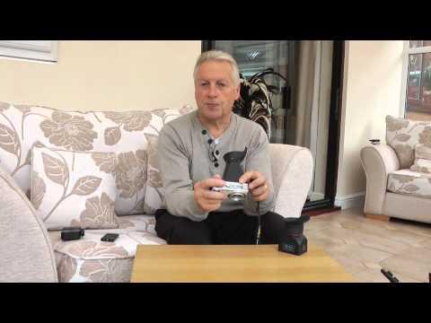 Understanding Panasonic Travel Zoom Camera:  Part 6 Accessories