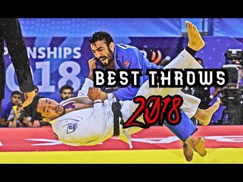 Best Judo Ippons of 2018