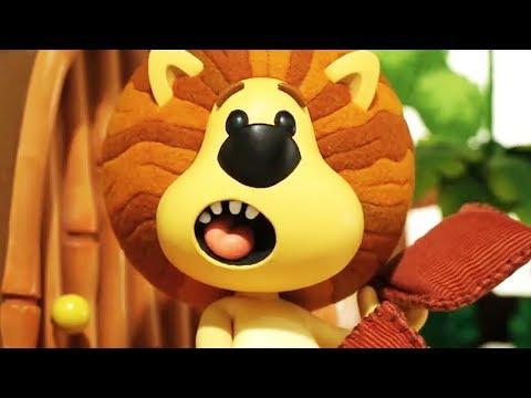 Raa Raa The Noisy Lion Official | Raa Raa Gets Hiccups | Cartoon For Children
