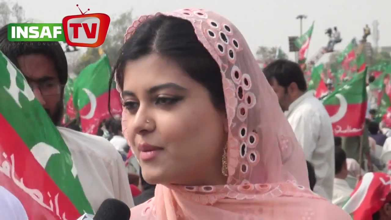 Aishwarya Rai In Pakistan Tehreek-E-Insaf Jalsa On 23Rd -6804