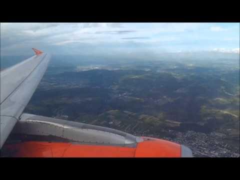Flight 1204 from Dresden (D) to Basel (CH)