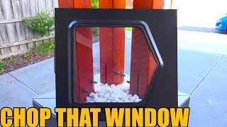 DIY PC Side Panel Window