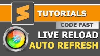 How to Auto Refresh your Browser on file save   Sublime Tutorials in Hindi
