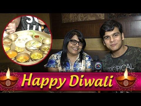 DIWALI SPECIAL : Tapu aka Bhavya Gandhi Diwali Lunch