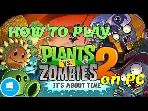 cách hack plants vs zombies 2 tren may tinh - Cách tải Plants vs zombies 2 trên máy tính đơn giản