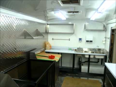 Concession Trailer Street Food Service - How To Build a Concession Trailer