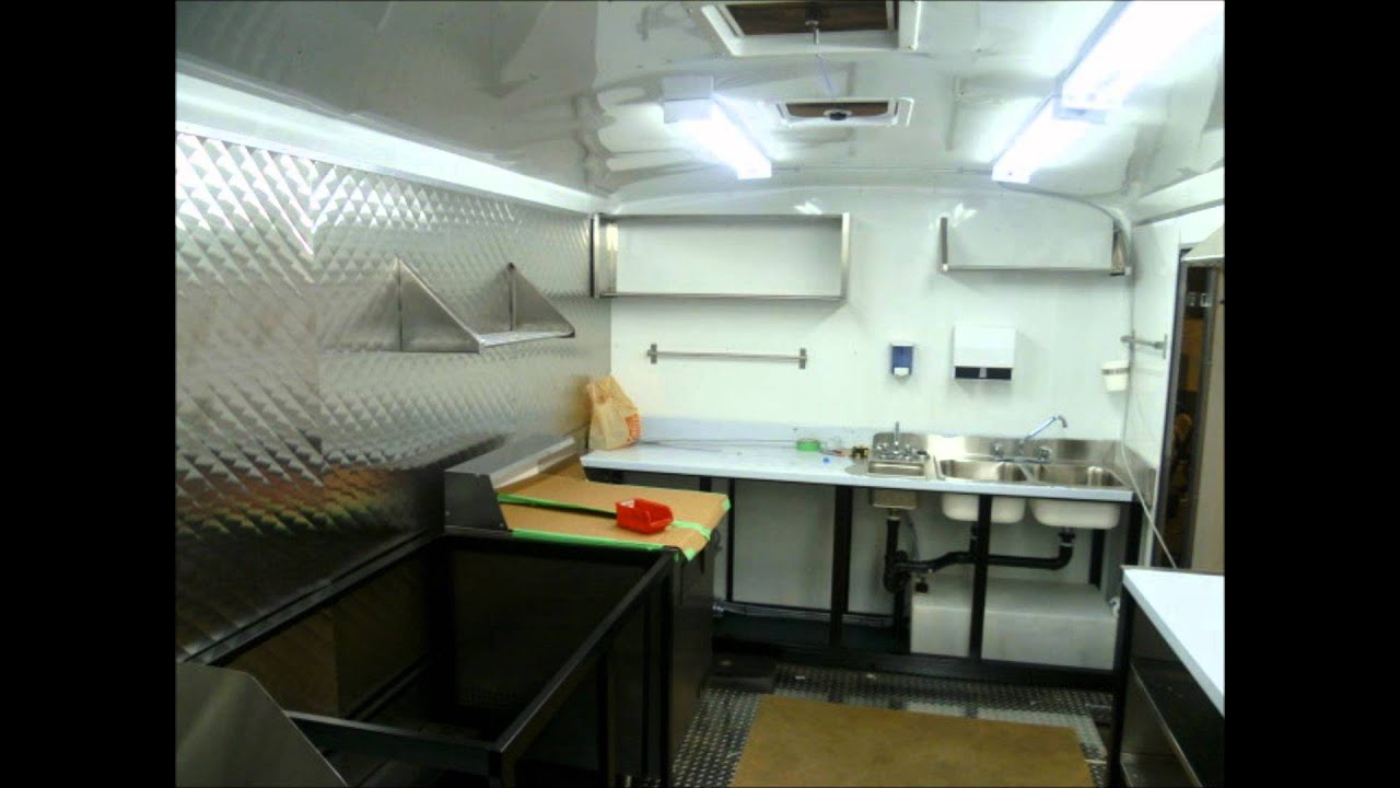 Concession Trailer Street Food Service How To Build A