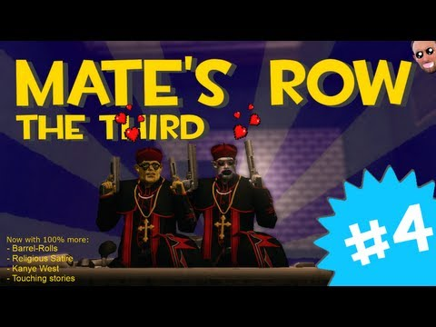 Mate's Row the Third - Part 4