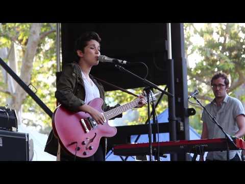 Kina Grannis   UCI Summerlands Music Festival   Live concert   May 23rd 2014