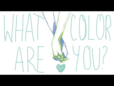 What Color Are You | Plance Animatic
