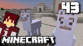 Ada Llama + Desert Temple ! -  Minecraft Survival Indonesia #43