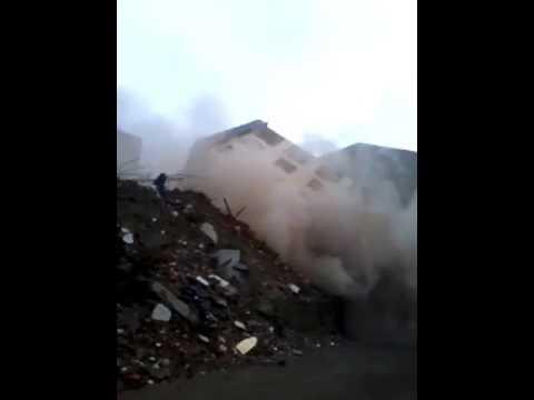 Fikirtepe bina yıkımı Fikirtepe İlhan usta