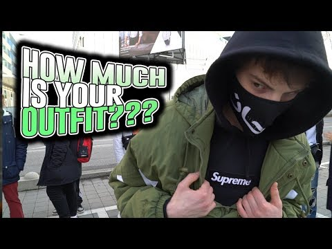 How Much is Your Outfit? - SLOVAKIA MEET UP