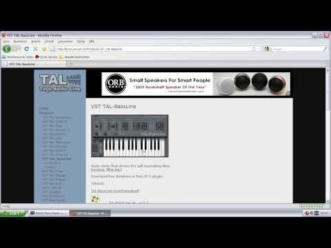 Tutorial: Free VST-Plugins mit Music Maker (deutsch)