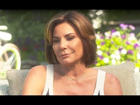 WATCH !!! Luann de Lesseps Reveals the Final Straw that Led Her to File for From Tom D'Agostino