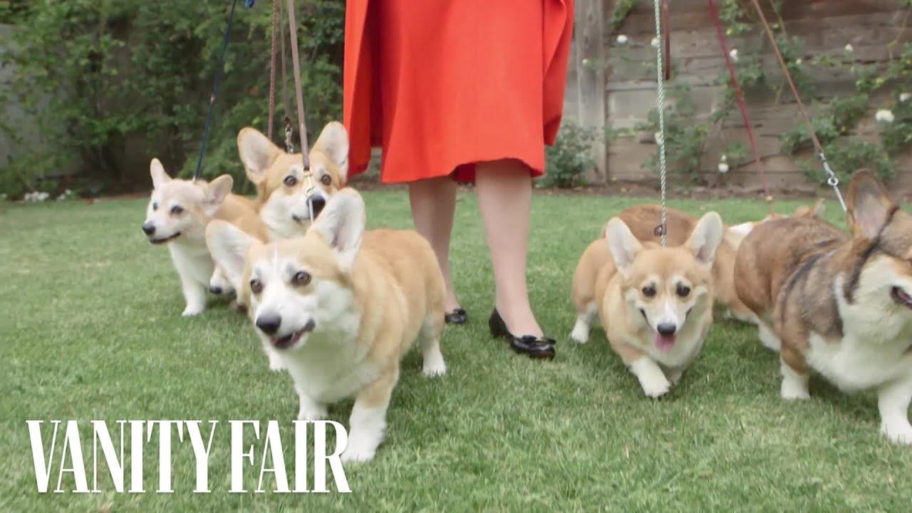 Queen Elizabeth  Dogs Names