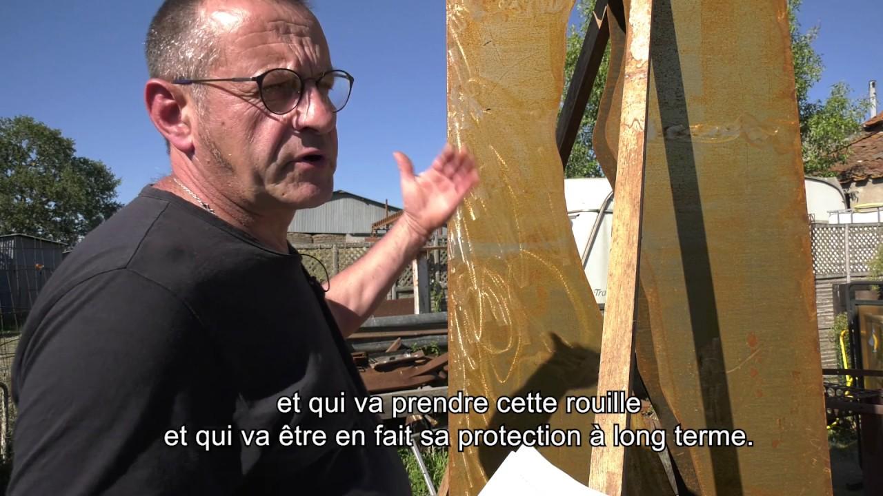 Centenaire 14-18 : Création De La Stèle De La Mémoire