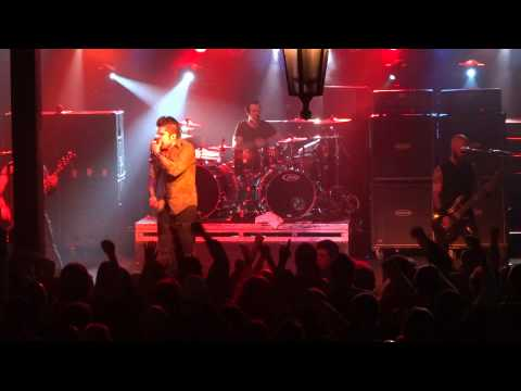 Drowning Pool - One Finger and a Fist - Live @ Piere's 1/26/2013, Ft. Wayne, IN