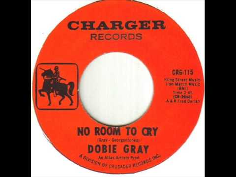 Dobie Gray No Room To Cry