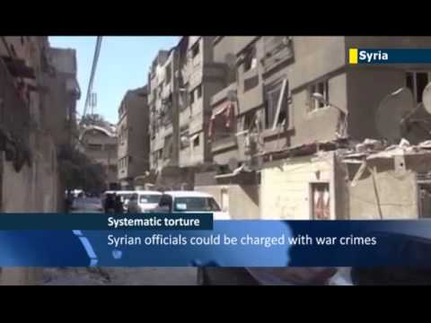 Syrian War Crimes: Clear evidence of systematic torture and executions by Assad regime