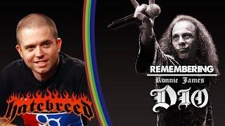 Hatebreed's Jamey Jasta - Remembering Ronnie James Dio