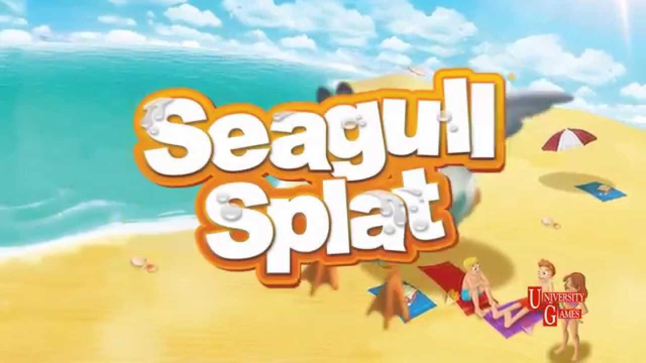 Seagull Splat TV Advert - YouTube