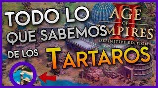 Age Of Empires 2 Definitive Edition: Todo Lo que Sabemos de los Tártaros!