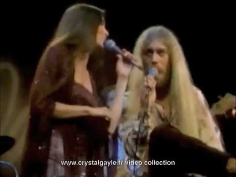 Crystal Gayle & paul davis  duet - I don't want to be just another love